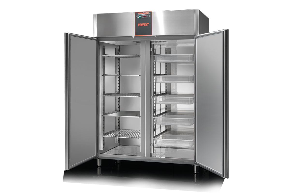 Armadio refrigerato due porte