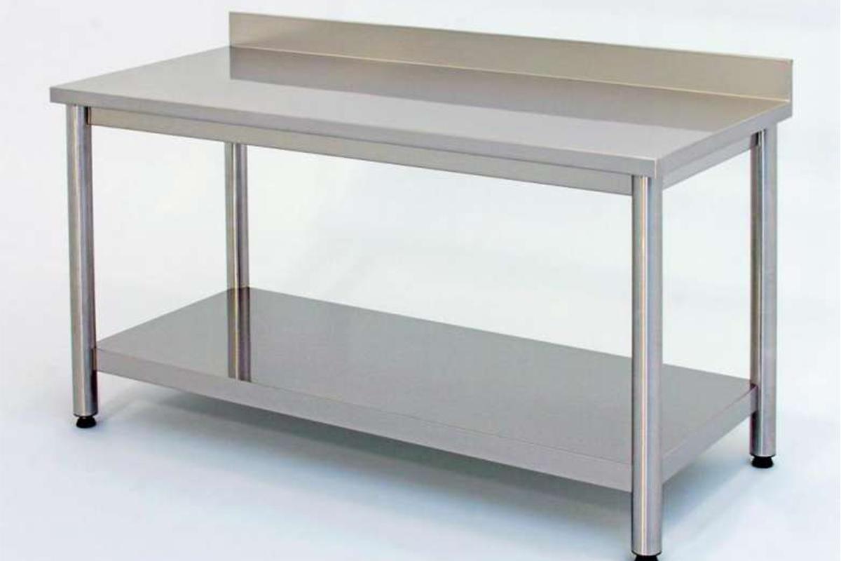 Tavolo aperto con sottopiano