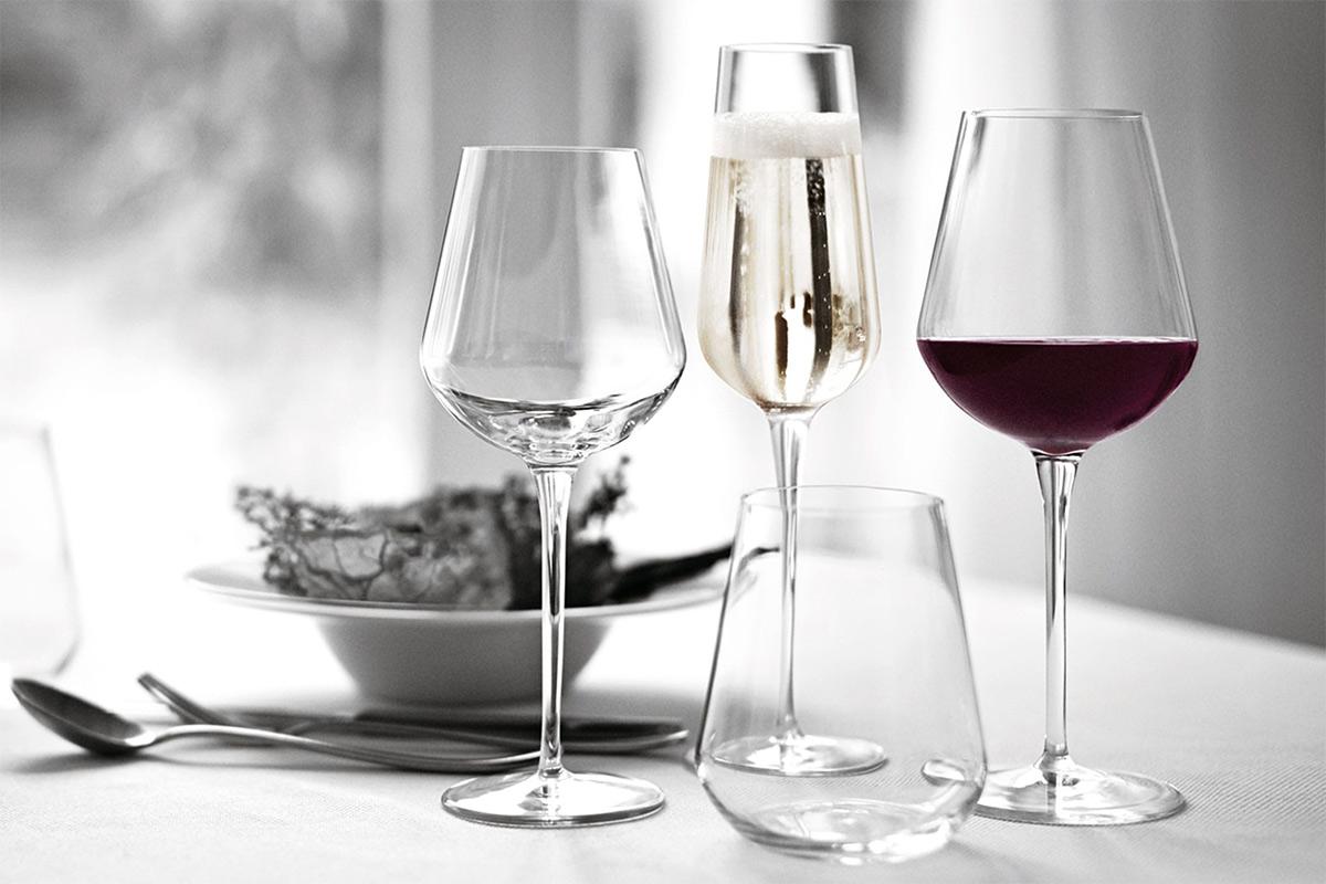 Cristalli per bar e ristorante