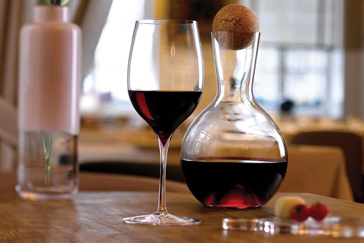 Cristalli per vino
